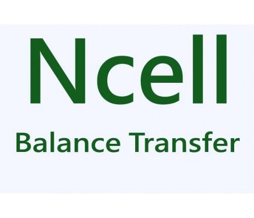 Ncell Balance Transfer