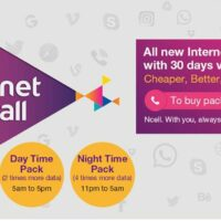 Ncell Unlimited Data Pack