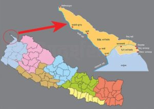 Revised Nepal Map