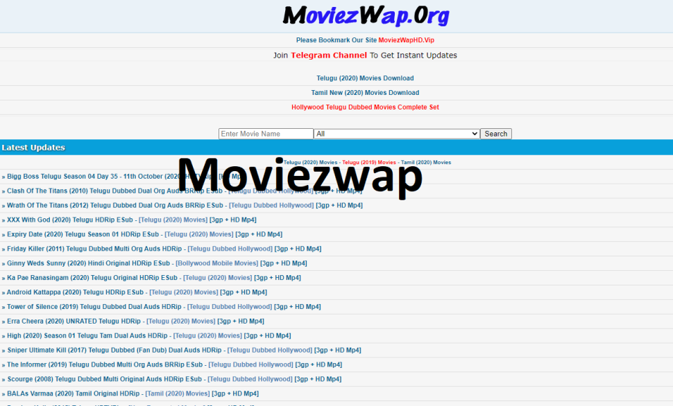 moviezwap download free telugu and tamil movies